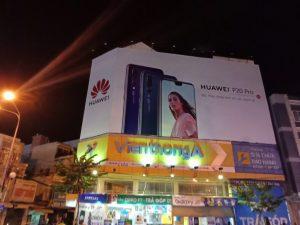 Các loại pano quảng cáo ngoài trời