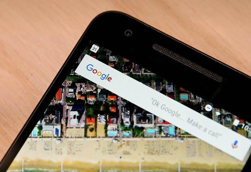 Thứ tự xếp hạng web mới trên Google