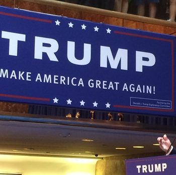 Bài học marketing từ câu Slogan tranh cử của Donald Trump