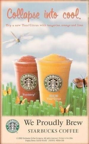 Quảng cáo rất không hợp thời của Starbucks