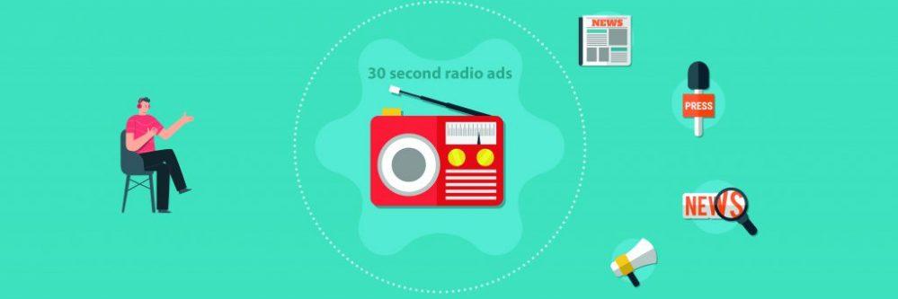 hình thức quảng cáo trên radio