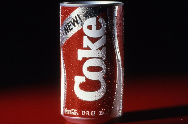 Coca-Cola unveiled New Coke 20 years ago today. The brand was one of the biggest mistakes in the history of American business.