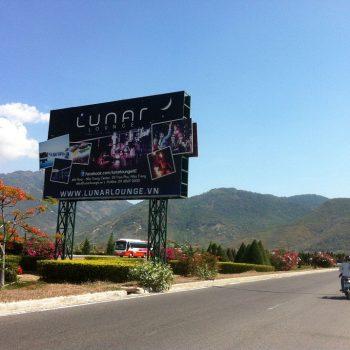 Quảng cáo pano tại Nha Trang