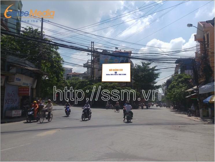 Hướng Đường Điện Biên đi Thành Chung