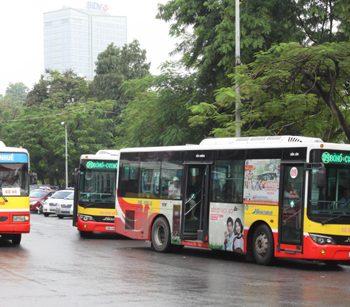 Luật quảng cáo trên xe bus