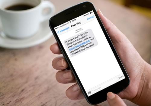 """5 nguyên tắc """"đinh"""" trong chiến dịch SMS Marketing"""