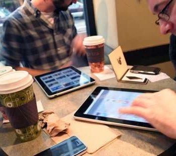wifi in cafe