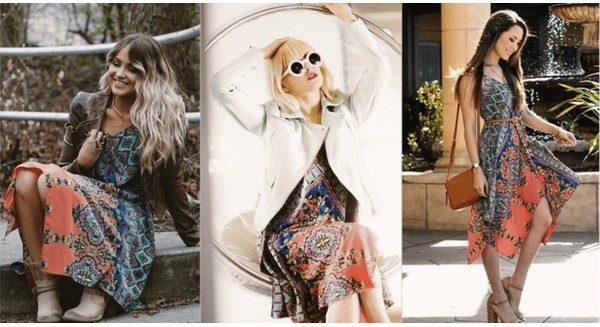 Khi một chiếc váy được nhiều KOLs mặc, lập tức nó sẽ trở thành món đồ thời trang Phải-Có trong tủ đồ của các quý cô. Ảnh: Internet.