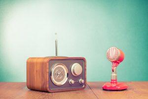 quảng cáo radio