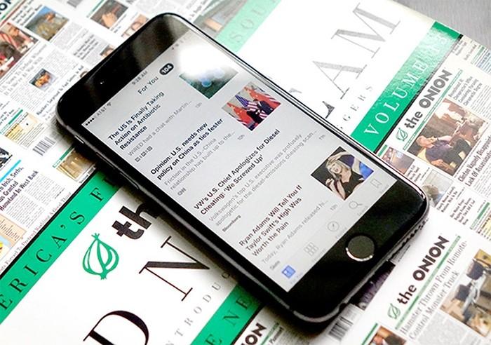 Phần lớn các nhà xuất bản tin đều cho rằng việc chia sẻ nội dung xuất bản giữa các trang web là cần thiết cho chiến lược của họ. Ảnh minh họa: engadget.
