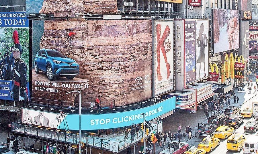 bảng quảng cáo ngoài trời