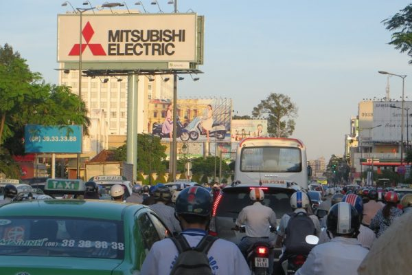 Những xu hướng sử dụng billboard thường thấy ở TPHCM