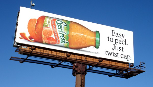 lợi ích quảng cáo ngoài trời