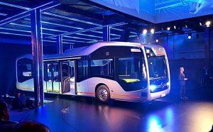 Future Bus là giải pháp thông minh trong bối cảnh nhu cầu đi lại của dân cư ngày càng tăng.