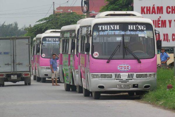 quang cao xe bus tai hai phong