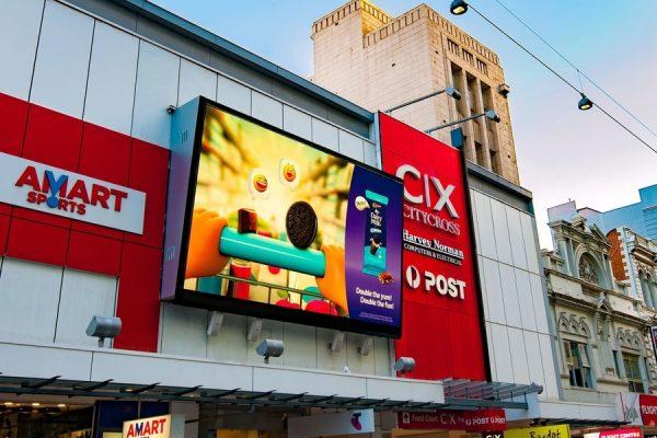Quy định về quảng cáo trên màn hình LED