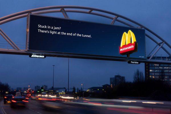 Càng hiện đại, càng cần đến quảng cáo pano, billboard!