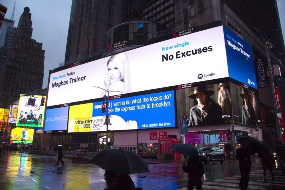9 chiến dịch quảng cáo ngoài trời nổi bật nhất năm 2018