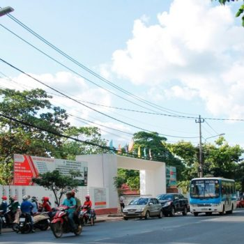 Quảng cáo trên xe buýt tại Đắk Lắk