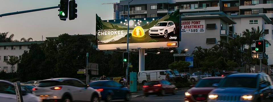 hình ảnh quảng cáo billboard