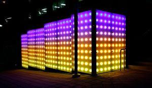 đèn led quảng cáo ngoài trời