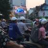 Màn hình led quảng cáo tại số 2 Nguyễn Trãi, Quận 1, TPHCM