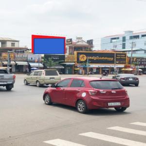 Pano quảng cáo tại 1082 Phú Riềng Đỏ, thị xã Đồng Xoài, Bình Phước