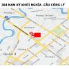 Pano quảng cáo tại số 384 Nam Kỳ Khởi Nghĩa, Quận 3, TPHCM