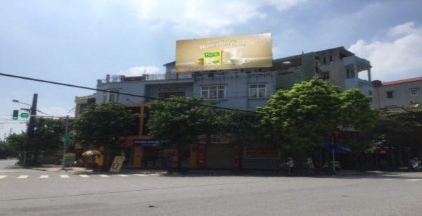 Pano quảng cáo tại số 5 Phù Nghĩa, Nam Định