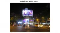 Pano quảng cáo tại số 5 Trương Định, Quận 1, TPHCM