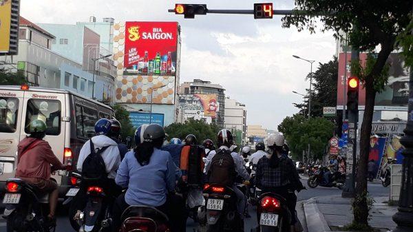 Màn hình LED tại 68 Nguyễn Văn Trỗi, Quận Phú Nhuận, TPHCM