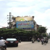 Pano quảng cáo tại số 76 Thành Chung, Nam Định
