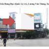 Pano quảng cáo tại Ngã Tư Trần Hưng Đạo (Quốc Lộ 1A), Xuân Thành