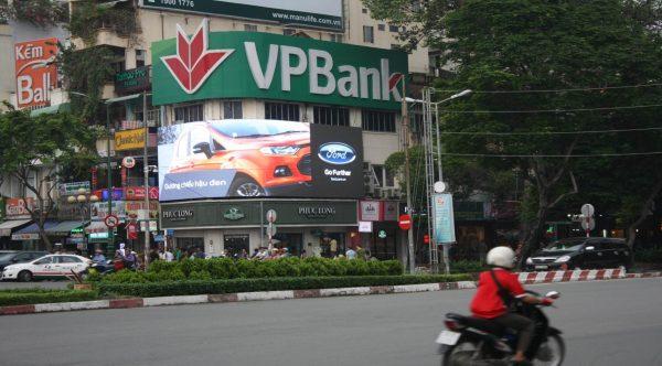 Màn hình led quảng cáo tại Chợ Bến Thành, Quận 1, TPHCM