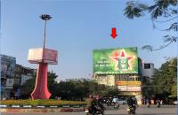 Pano quảng cáo tại số 2 Trần Khánh Dư, Võ Thị Sáu, Hải Phòng