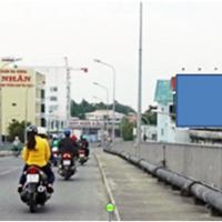 Pano quảng cáo ngoài trời tại Cầu Huỳnh Thúc Kháng, Cà Mau