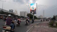 Màn hình led quảng cáo tại Cầu Sài Gòn, Quận 2, TPHCM