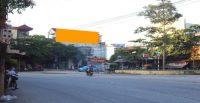 Pano quảng cáo tại Ngã năm Đoan Hùng, Phú Thọ