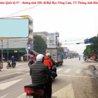 pano Ngã tư Đại Học Nông Lâm - Quốc lộ, TT Bích Động, huyện Việt Yên