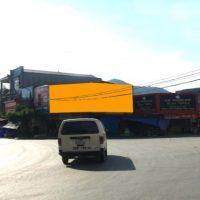 Pano quảng cáo tại Ngã tư Thanh Sơn, Phú Thọ
