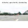 Pano quảng cáo tại ngã tư Trần Phú - Trần Nhân Tông, Thái Bình