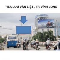 Pano quảng cáo tại số 16A Lưu Văn Liệt, TP.Vĩnh Long