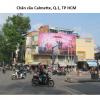 Pano quảng cáo tại Chân cầu Calmette, Quận 1, TPHCM