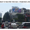 Pano quảng cáo tại Ngã tư Nguyễn Thái Học, Quận 1, TPHCM