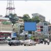 Pano quảng cáo vòng xoay Cột Đồng Hồ, TP.Hạ Long, Quảng Ninh