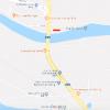 Billboard tại phía đông Cầu Tân An - Trạm thu phí Nam Bình Định