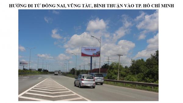 Billboard tại VT-06, cao tốc TPHCM-Long Thành-Dầu Giây, TPHCM