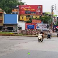 Pano quảng cáo tại số 12 Việt Bắc, TP.Thái Nguyên