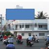 Pano quảng cáo tại số 120 Hùng Vương, Long An