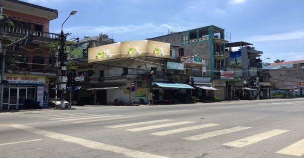 Pano quảng cáo tại số 129 Bạch Đằng, TP.Hải Dương